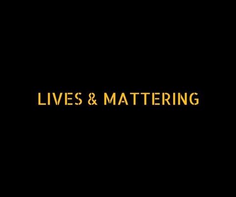lives-mattering