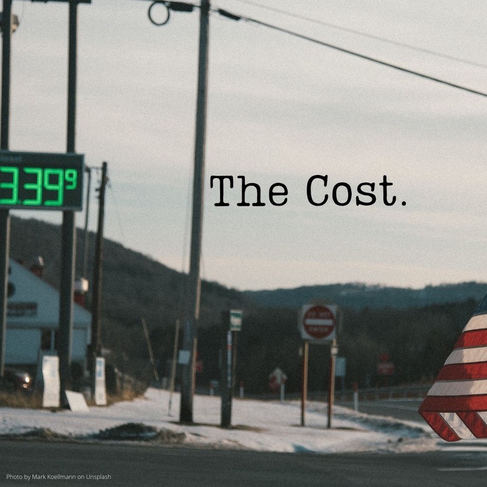 February 9: The Cost