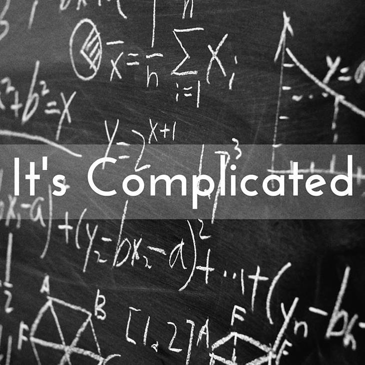 Its Complicated House: It's Complicated: UUSMC Sunday Service, June 26, 2016